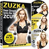 ZUZKA - Power Strength Series Box Set - 3 DVD's - NEW