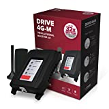 New weBoost Drive 4G-M 470121 Cell Phone Signal Booster for Your Car & Truck – Enhance Your Cell Phone Signal up to 32x (Color: Drive 4G-M)
