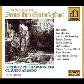 """Schumann: Szenen aus Goethes """"Faust"""""""