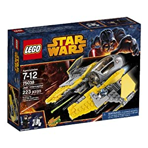 LEGO Star Wars 75038 Jedi Interceptor by LEGO
