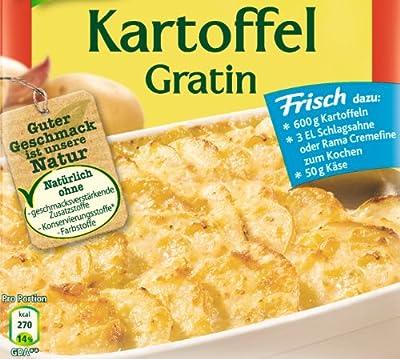 Knorr Fix für Kartoffel-Gratin, 10er Pack (10 x 37 g) von Knorr - Gewürze Shop