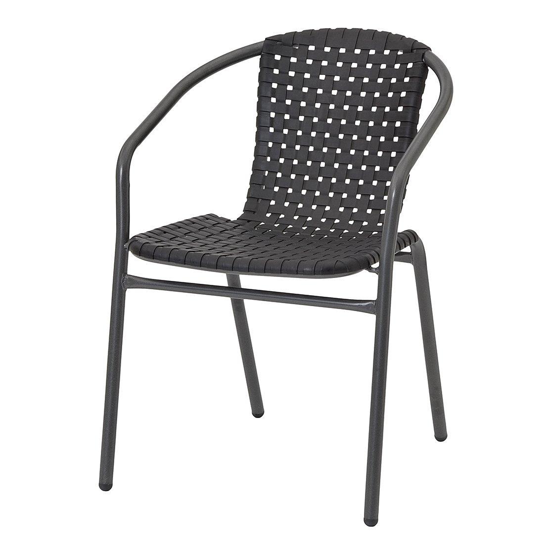 Alu Bistro Sessel mit Kunststoffmatte günstig