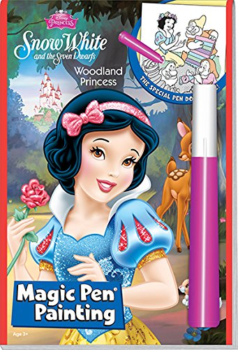Disney's Snow White and the Seven Dwarfs Woodland Princess Magic Pen Painting