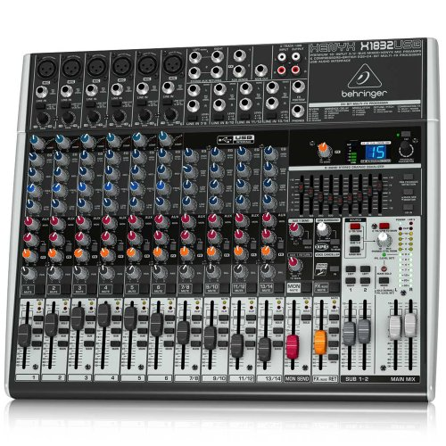 Behringer Xenyx X1832Usb front-535550