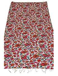 Elabore Women's Printed Stole - Multicolored - B00NHKZNRK
