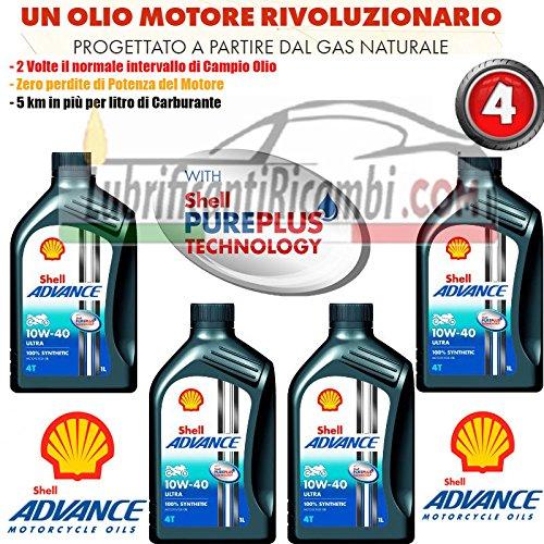 Offerta-Shell-Advance-4T-Ultra-10W40-SMMA2-4-Litri