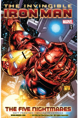 Bargain Alert: Invincible Iron Man, Vol. 1: The Five Nightmares On Sale For $4 For A Limited Time