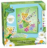 The Orb Factory Sticky Mosaics Disney Fairies Tinker Bell Diary