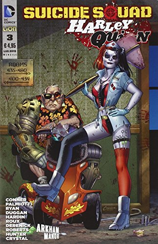 Suicide Squad. Harley Quinn: 3