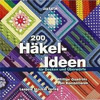 Häkel-Ideen für Decken und Überwürfe