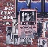 Live 75 by JACK BRUCE