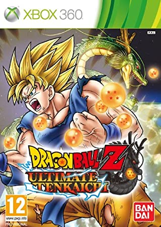 Namco Bandai Games Dragon Ball Z Ultimate Tenkaichi, Xbox 360, ENG