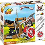 Cobi Knights Bombard Building Blocks