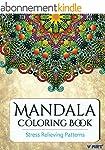 Mandala Coloring Book (Coloring Books...