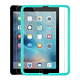 ESR Screen Protector for The iPad Mini/iPad Mini 2/iPad Mini 3, Tempered Glass Screen Protector with Free Applicator [Bubble-Free Installation] for Apple iPad Mini 1/2/3 (Color: Mini 1/2/3 Screen Protector)