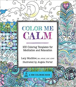 Color Me Calm Cover Art