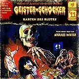 img - for Die Karten des Blutes (Geister-Schocker 11) book / textbook / text book