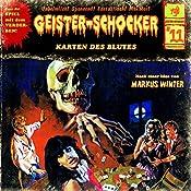 Die Karten des Blutes (Geister-Schocker 11) | Markus Winter