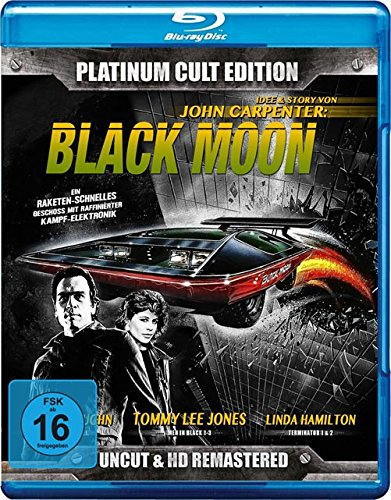 Black Moon - Platinum Cult Edition [Blu-ray]