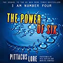 The Power of Six Audiobook by Pittacus Lore Narrated by Neil Kaplan, Marisol Ramirez