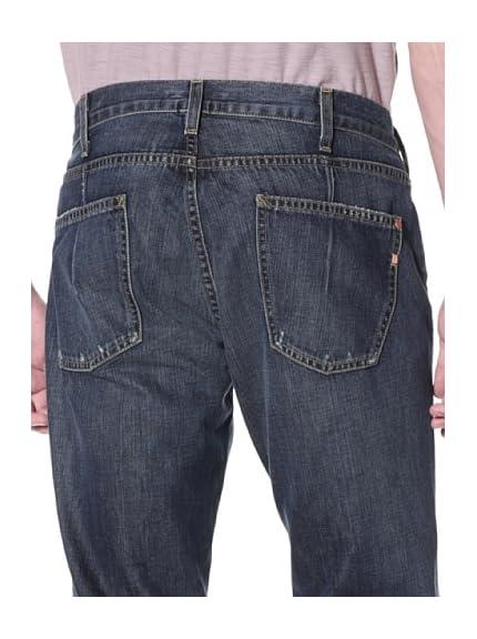 Genetic Denim Men's The Maverick Straight Jean