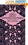 Mary Thomas's Book of Knitting Patterns (Dover Knitting, Crochet, Tatting, Lace)