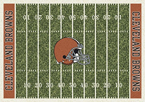 Cleveland Browns Milliken NFL Homefield Area Rug (5'4