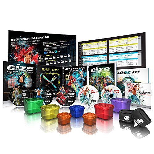 Shaun T's CIZE Dance Workout - Deluxe Kit