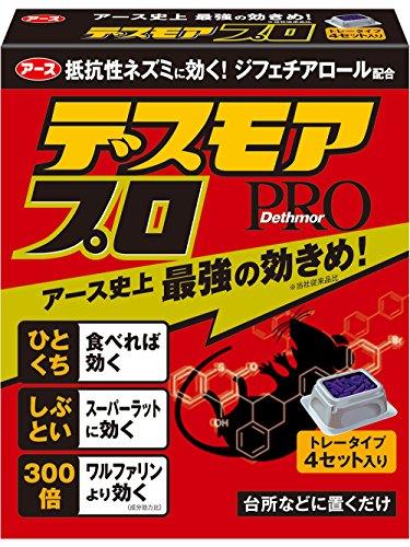 アース製薬 デスモアプロトレータイプ 15gx4個 -