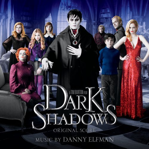 Dark Shadows (Soundtrack)