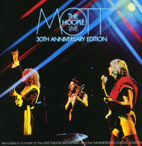 Mott The Hoople Live-