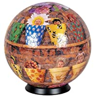 Sphere Art:           Anne Geddes's 'Pots' width=