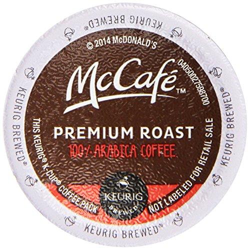 McCafe Premium Roast Coffee K-Cups, 84 Count (Keurig Mccafe Decaf compare prices)