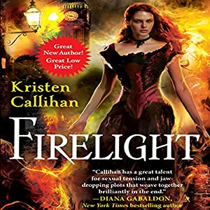 Firelight: Darkest London, Book 1 | [Kristen Callihan]