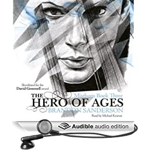 The Hero of Ages: Mistborn, Book 3 (Unabridged)