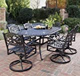 Biscayne-7-Piece-Dining-Set-With-Table-And-Six-Swivel-Arm-Chairs
