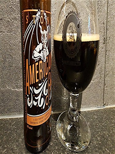 Stone Americano Imperial Stout , Stone Brewing Company , American Craft Beer Review