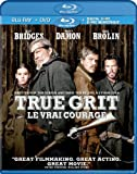 True Grit [Blu-ray + DVD] (Bilingual)