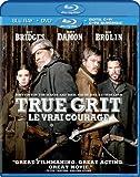True Grit [Blu-ray + DVD] (Sous-titres français)