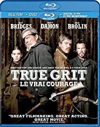 True Grit (2010) DVD/Blu-Ray Combo with Digital Copy