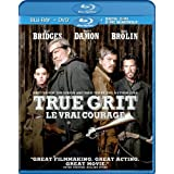 True Grit [Blu-ray + DVD] (Bilingual)by Jeff Bridges