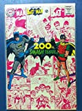 BATMAN #200 The Man Who Radiated Fear Mar 68 Very Good (3 out of 10) Well Used by Mickeys Pubs