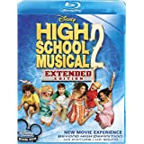 High School Musical 2 (Extended Edition) [Blu-ray] ~ Zac Efron