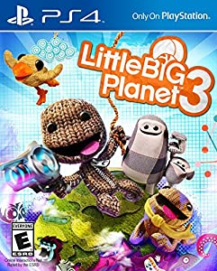 Little Big Planet 3 - PlayStation 4