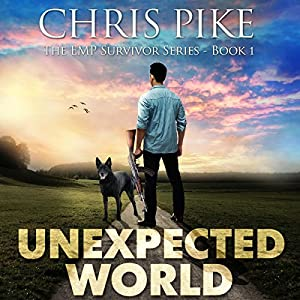 Unexpected World Audiobook