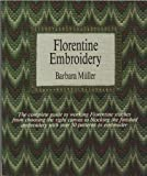 img - for Florentine Embroidery book / textbook / text book