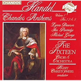 "In the Lord put I my trust, HWV 247, ""Chandos Anthem No. 2"": The righteous Lord will righteous deeds with signal favour grace, and to the upright man disclose the brightness of his face. (Tenor)"