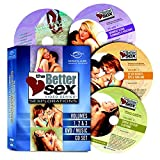 "Better Sex Video Series: Sexplorations - Volumes 1, 2, 3 DVDs + FREE Music CD ""Journeys"" DVD/music CD Set"