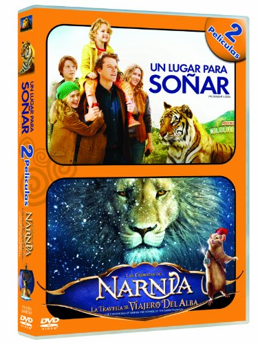 Pack: Un Lugar Para Soñar + Las Crónicas De Narnia 3 [DVD]