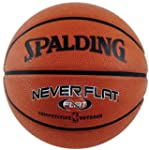 Spalding Neverflat Outdoor Basketball...